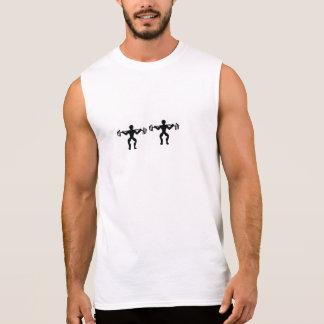 筋肉マニア 袖なしシャツ