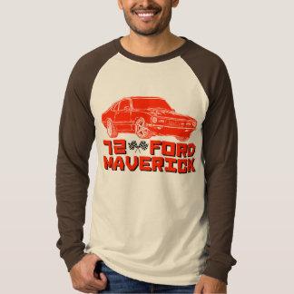 筋肉レースカー Tシャツ