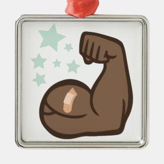 筋肉人 メタルオーナメント