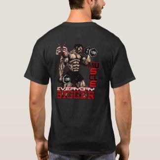 筋肉力 Tシャツ