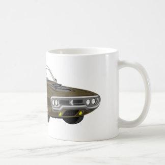 筋肉車 コーヒーマグカップ