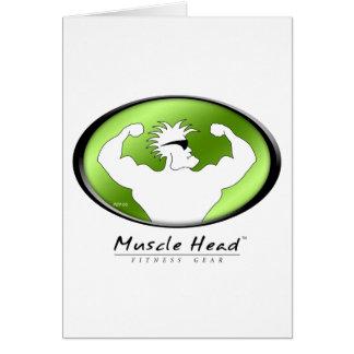 筋肉頭部 カード