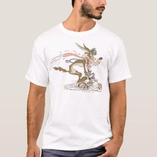 策略のE. Coyoteの競輪選手 Tシャツ