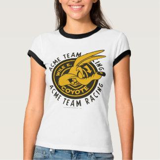 策略のE. Coyote Acmeのチーム競争 Tシャツ