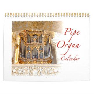 管器官のカレンダー#7 カレンダー