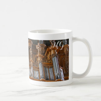 管器官のマグ-アルビ、フランス コーヒーマグカップ