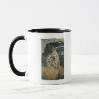 管器官の眺め マグカップ