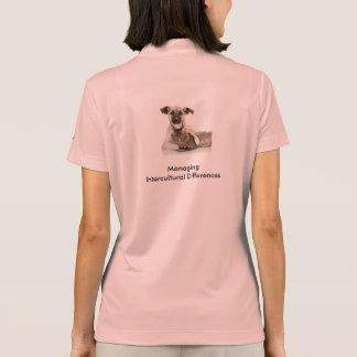 管理の異文化間の相違 ポロシャツ