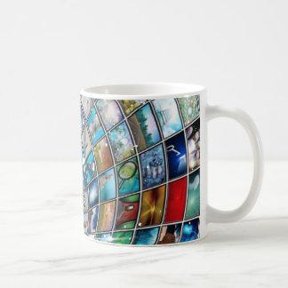 管 コーヒーマグカップ