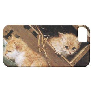 箱ねこ iPhone 5 CASE