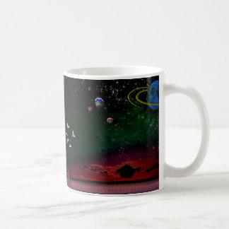箱のサファリ コーヒーマグカップ