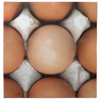 箱の卵 ナプキンクロス