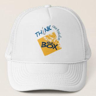 箱の帽子の外 キャップ