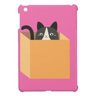 箱の猫 iPad MINIケース
