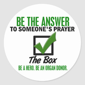 箱をあります臓器提供者3が点検して下さい ラウンドシール
