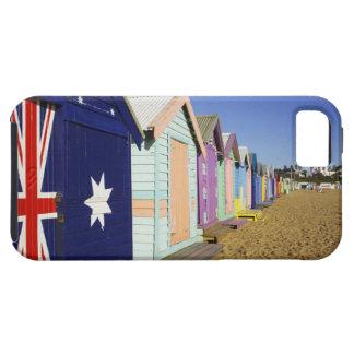 箱を、ブライトンの中間のビーチ浸すこと、港 iPhone SE/5/5s ケース