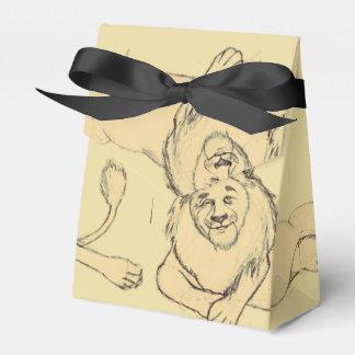 箱Sketches7ライオン フェイバーボックス