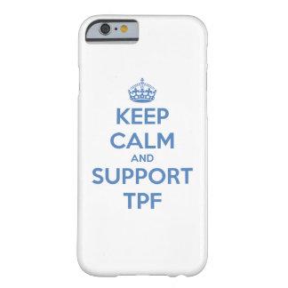 箱TPFの電話 BARELY THERE iPhone 6 ケース