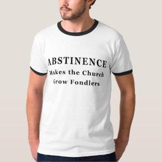節制はFondlersを作ります Tシャツ
