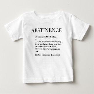 節制(それ鳴りますシンプルな) ベビーTシャツ