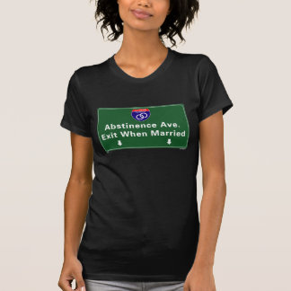 節制Ave. Tシャツ