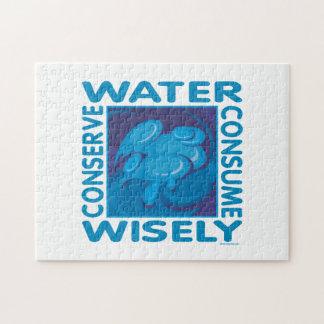 節水 ジグソーパズル
