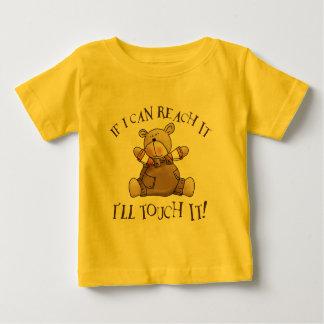 範囲およびTouch ベビーTシャツ