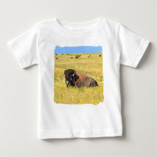 範囲のTシャツの家 ベビーTシャツ
