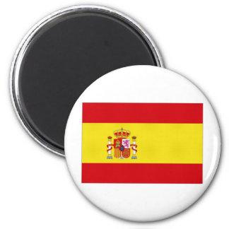 簡単スペインの国旗 マグネット