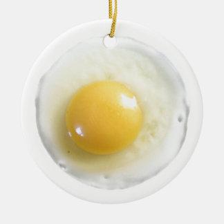 簡単上の卵 セラミックオーナメント