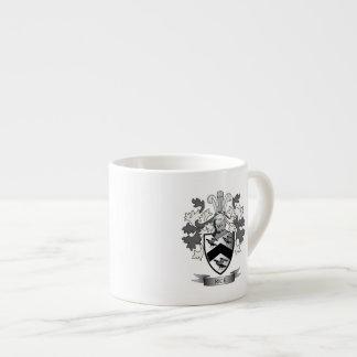 米の家紋の紋章付き外衣 エスプレッソカップ