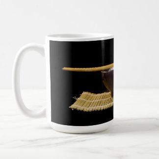米ヌードルのボール コーヒーマグカップ