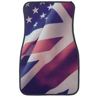 米国およびイギリスの旗 カーマット