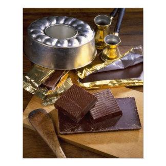 米国だけの使用のためのチョコレート構成。) フォトプリント