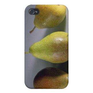 米国だけの使用のためのルイーズBonneのナシ。) iPhone 4 カバー
