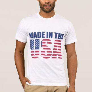 """""""米国で作られて"""" Tシャツ"""