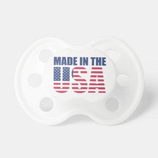 米国で作られる おしゃぶり