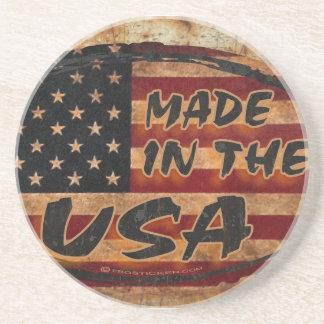 米国で作られる コースター