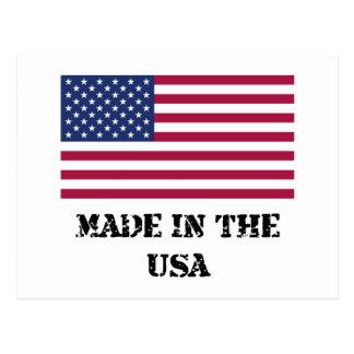 米国で作られる ポストカード