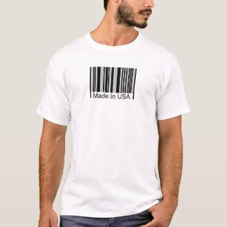 米国で作られる Tシャツ