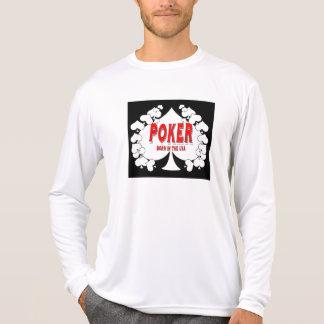 米国で生まれるトランプのポーカー Tシャツ
