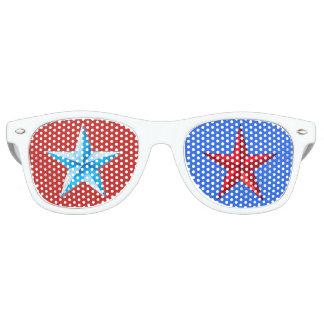 米国のおもしろいのサングラス レトロサングラス