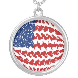 米国のすごい旗 ジュエリー