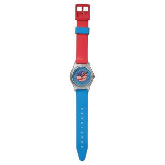 米国のアメリカ人時間 腕時計
