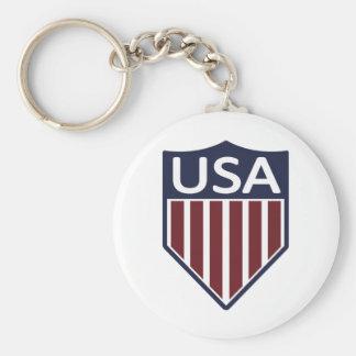 米国のサッカー1950年 キーホルダー