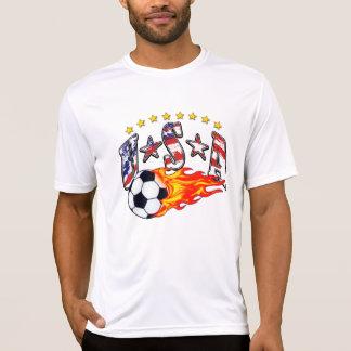 米国のサッカー2010年 Tシャツ
