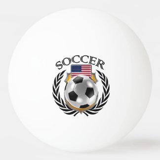 米国のサッカー2016ファンのギア 卓球ボール