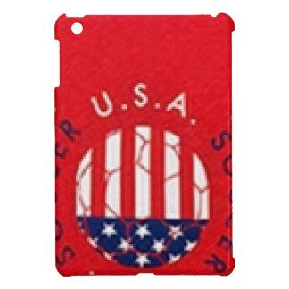 米国のサッカー iPad MINI CASE