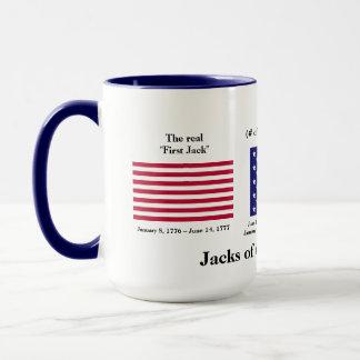 米国のジャッキ マグカップ