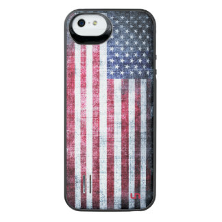 米国のデニム iPhone SE/5/5sバッテリーケース